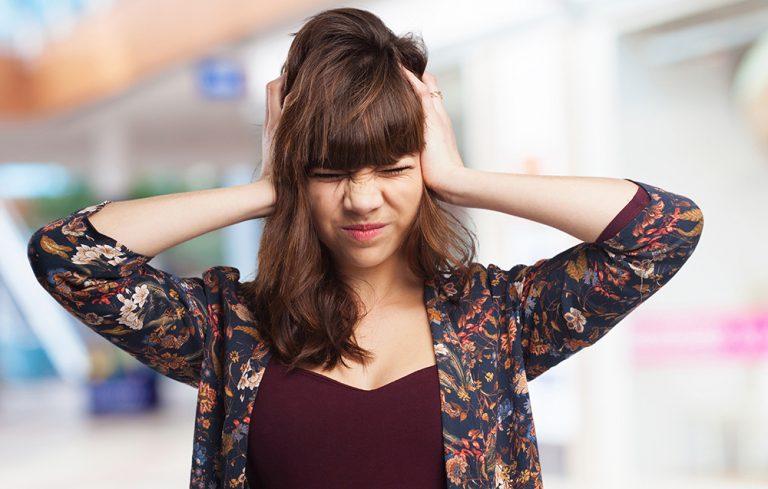 Identifique quando o barulho passou do limite e preserve sua audição