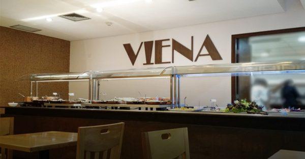 Sonorização no restaurante Viena Delish do Hospital Israelita Albert Einstein