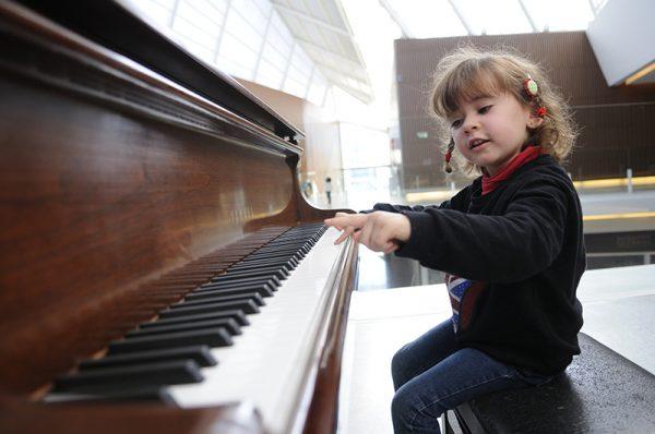 A importância da música na infância