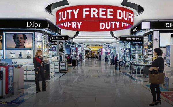 Implantação do sistema de sonorização para a Duty Free Dufry