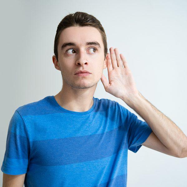 Audição humana: curiosidades que você provavelmente não sabia!