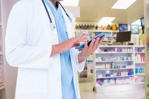 Sonorização ambiente em farmácias e drogarias